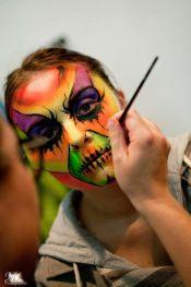 Maquillage Black Light